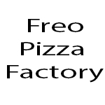 Freo Pizza Factory Menu