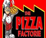 The Pizza Factorie Menu