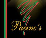 Pacino's Pizza & Pasta Restaurant Menu