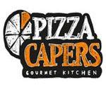 Pizza Capers Menu