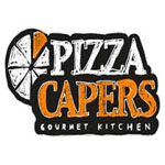 Pizza Capers Menu