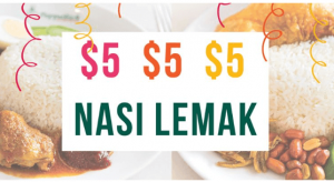 Nasi Lemak Restaurants Coupons