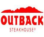 Outback Steakhouse Restaurant Menu