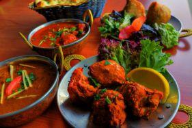 The Saffron Indian Restaurant Menu