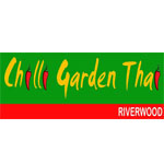 Chilli Garden Thai Menu