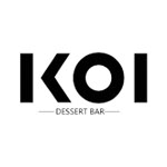 KOI Dessert Bar Menu
