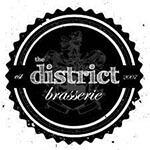 district brasserie menu